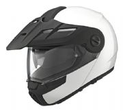 Schuberth E1 Adventure Gloss White